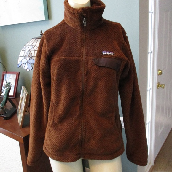fceba102 Patagonia Jackets & Coats | Womens Fullzip Retool Fleece Jacket S ...